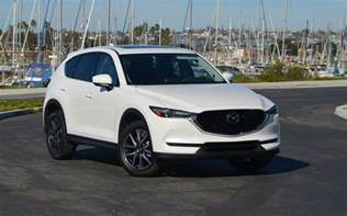 Madza Cx5 2017 Mazda Cx 5 Improving Not Reinventing The Wheel