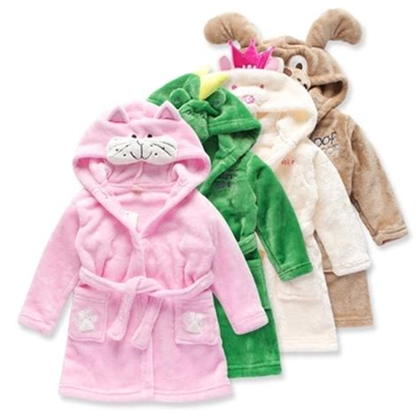 kids robes girls boys kids bath robes on sale aliexpress com buy baby bathrobes for children kids bath