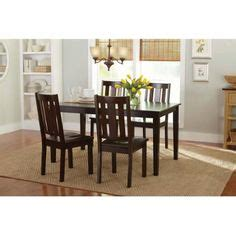 better homes and gardens 7 dining set mocha beige