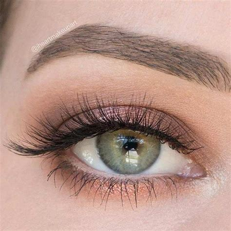 best eyeshadow colors for green best 25 makeup for green ideas on