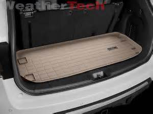 Cargo Mat For Nissan Pathfinder 2014 Weathertech 174 Cargo Liner Trunk Mat For Nissan Pathfinder