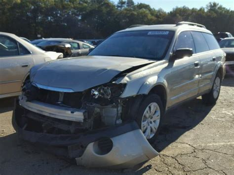 wrecked subaru outback damaged salvage accidental subaru outback car for sale