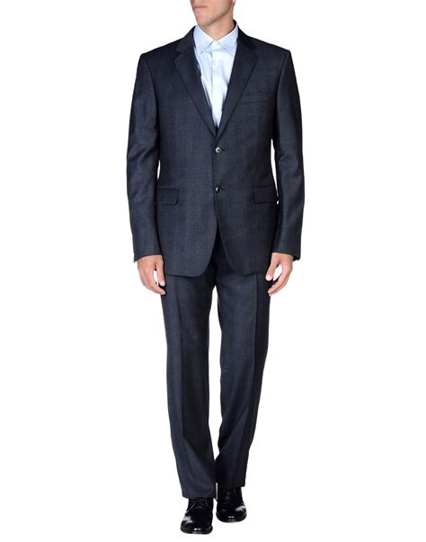 Jaket Fashion Gucci 5 lyst gucci suit in blue for