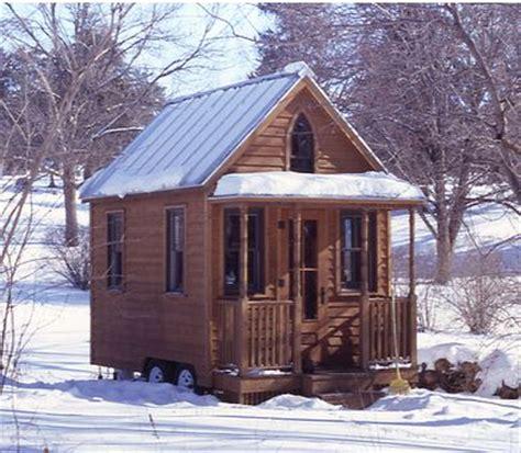 tiny house kits 10 000 caravanas casa de madera