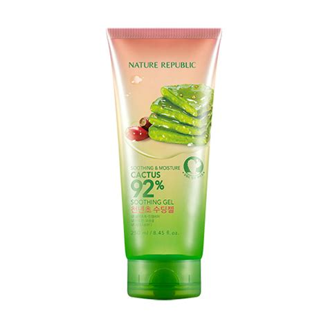 Nature Republic Soothing Moisture nature republic soothing moisture cactus 92 soothing