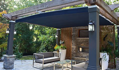 outdoor fabric canopy convenient and stylish outdoor canopies carehomedecor