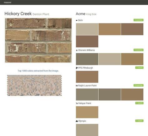 matching behr paint colors to valspar 85 best 2016 acme brick images on acme brick