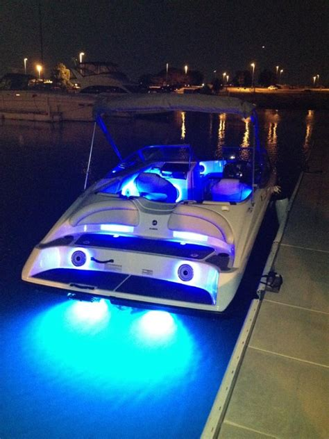 marine led lighting  gen audio video