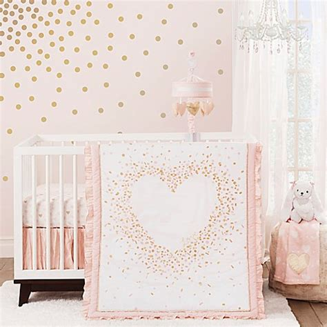 bed bath and beyond crib bedding lambs ivy 174 sweetheart crib bedding collection bed bath beyond