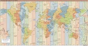 World Map Of Timezones by File World Time Zones Map Png Wikipedia The Free