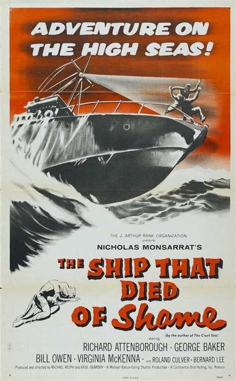 die of shame includes the ship that died of shame 1955 filmaffinity