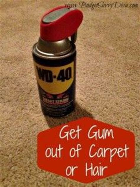 How To Remove Gum From Car Mat by Uses For Wd 40 On Wd 40 Wd 40 Uses And Wasp Nest