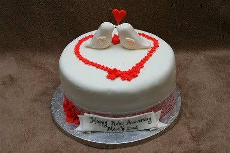 Fabulous 40th Wedding Anniversary Party Ideas