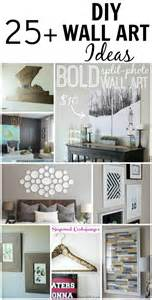 Diy Home Wall Decor Ideas by 25 Beautiful And Inspiring Diy Wall Art Ideas