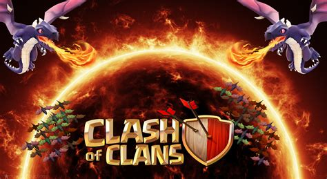 clash  clans wallpapers weneedfun
