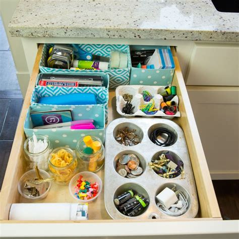 Organizing A Desk Without Drawers 25 Best Ideas About Kitchen Drawer Organization On Pinterest Organizing Drawers Kitchen