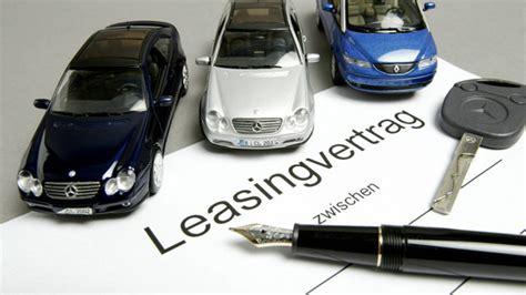 leasing wagen kaufen vorteile beim leasing eines autos