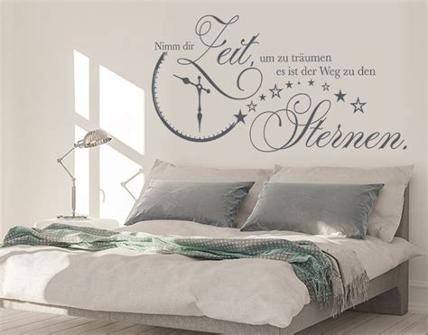wandtapete schlafzimmer wandtattoo nimm dir zeit wandtattoo ostern und geschenk