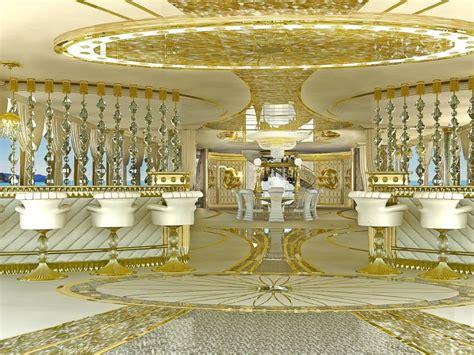 La Bele Design look inside a luxury yacht designed for abc news