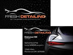 car detailing business cards fresh detailing business card westcoast media