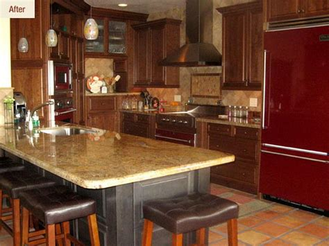 kitchen island makeover ideas miscellaneous contemporary kitchen decorating ideas