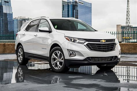 2017 Chevy Equinox Specs by 2018 Chevy Equinox Review And Specs Car 2018 2019