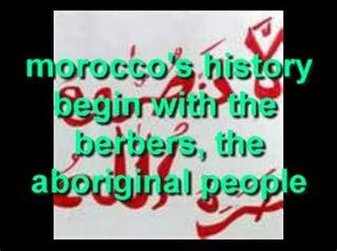 moroccan history the history of morocco doovi