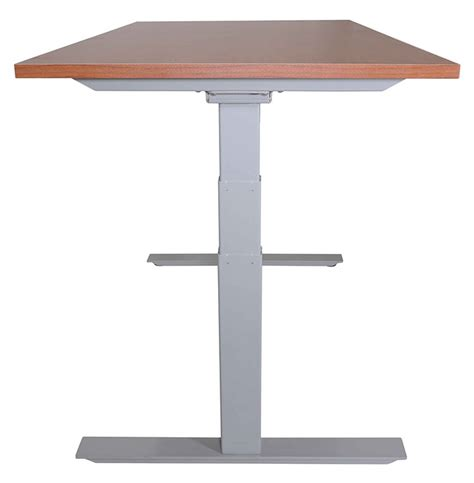 Motorized Adjustable Height Desk by Houdry Adjustable Height Electric Motorized Sit To Stand
