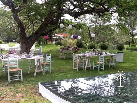 imagenes jardines vintage boda