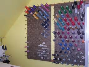 thoughts from a seamstress make an large thread rack
