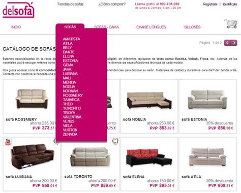tienda online sofas tienda online de sof 225 s archives blog delsofa esblog