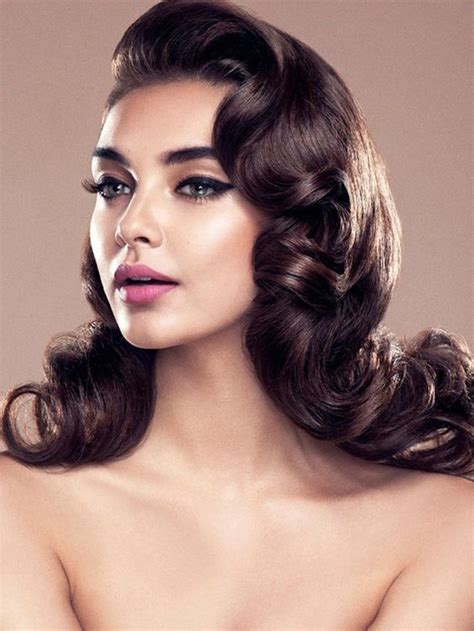 halfway hairstyles over 50 1940s hairstyles for womens to try this year feed