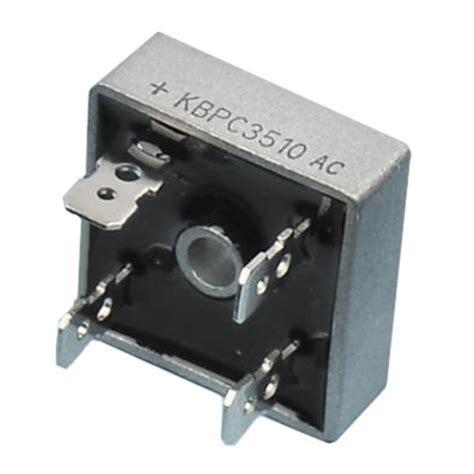 diode bridge 35a rectifier bridge kbpc3510 35a 1000v mb 35 mikroelectron mikroelectron