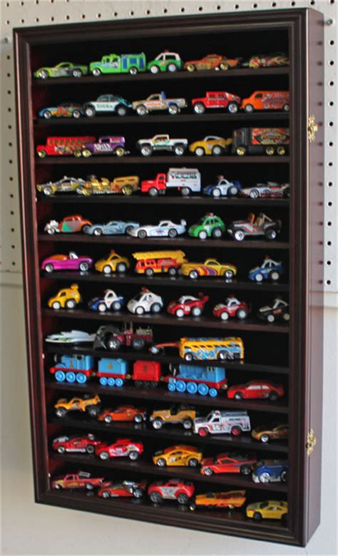 Display Acrylic Hotwheels Isi 50 1 64 scale wheels slot car display cabinet uv protection door hw04 ma