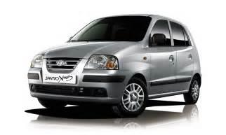 Hyundai Santro Price Advertisement