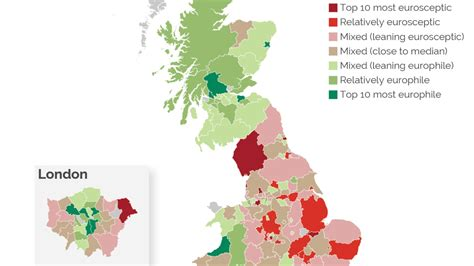 map uk vote brexit archived britain votes to leave the european union