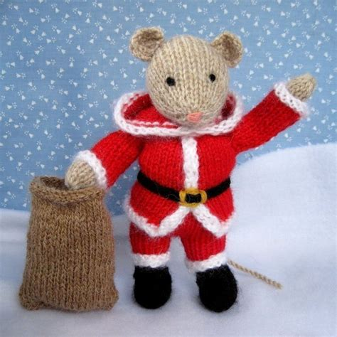 158 best knitting christmas images on pinterest free