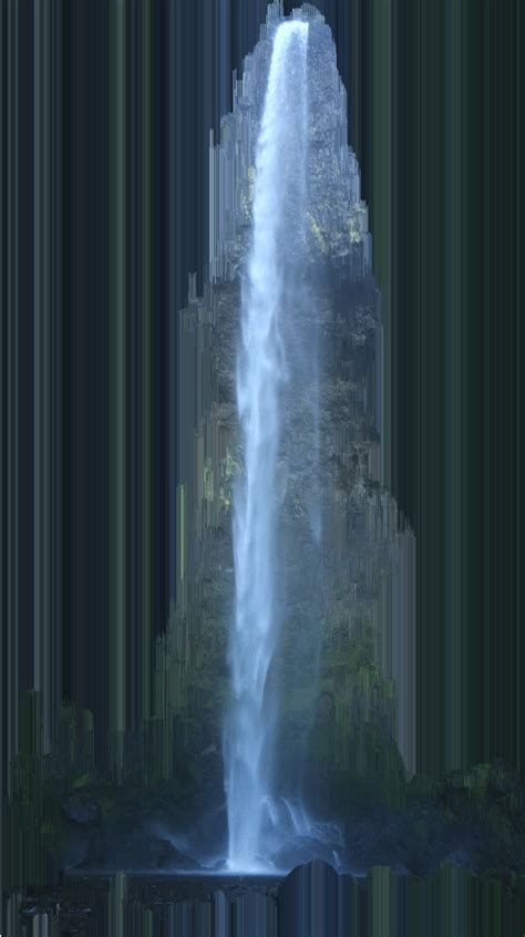 waterfall gif find share  giphy