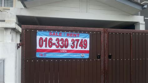 liza agent property  agenliza banner rumah