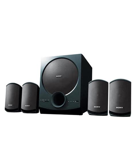 sony  home theater speaker system price  india