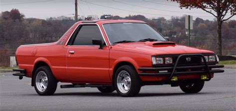 brat car subaru brat is more hipster than a volvo 240 says regular