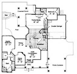 walton 4085 3 bedrooms and 3 5 baths the house designers the waltons house floor plans trend home design and decor