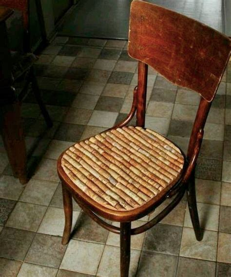 Kitchen Chairs Cork by These 10 Diy Cork Furniture Ideas Are Everything Vinepair