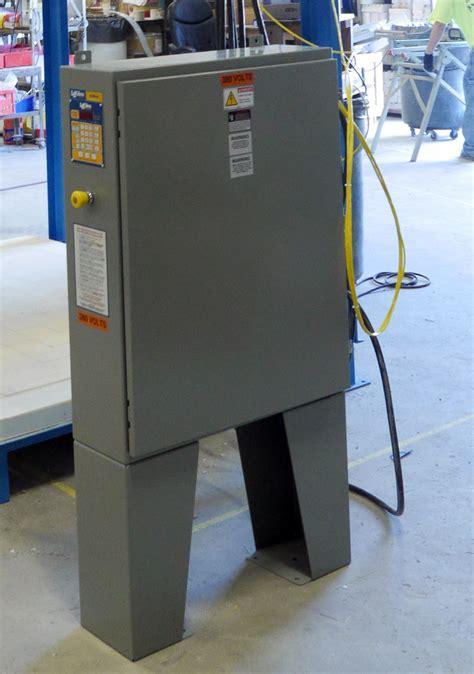 Large Standing L Scf 9907 1 480 volt option l l electric kiln accessories