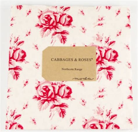 Cabbages Roses New Website by Cabbages Roses Layer Cakes