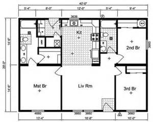 Simple 1 Story House Plans by Simple Small House Floor Plans Simple One Story House