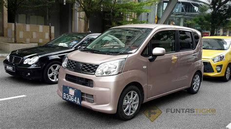 daihatsu perodua daihatsu move spied in malaysia previews upcoming perodua
