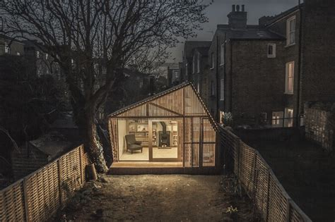 Shed Some Light On The Environment With The Leaf by Contemporary Writing Shed In Environment