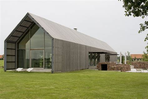 barn house belgium belgian home e architect the barn house b2ai hendrik vermoortel rita huys