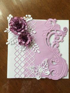 Bahan Scrapbook Dies Cut Out Hw 043 Floral Cluster Circle anja design birthday cards cards card ideas and die cut cards